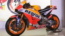 Presentación Repsol Honda Team 2018