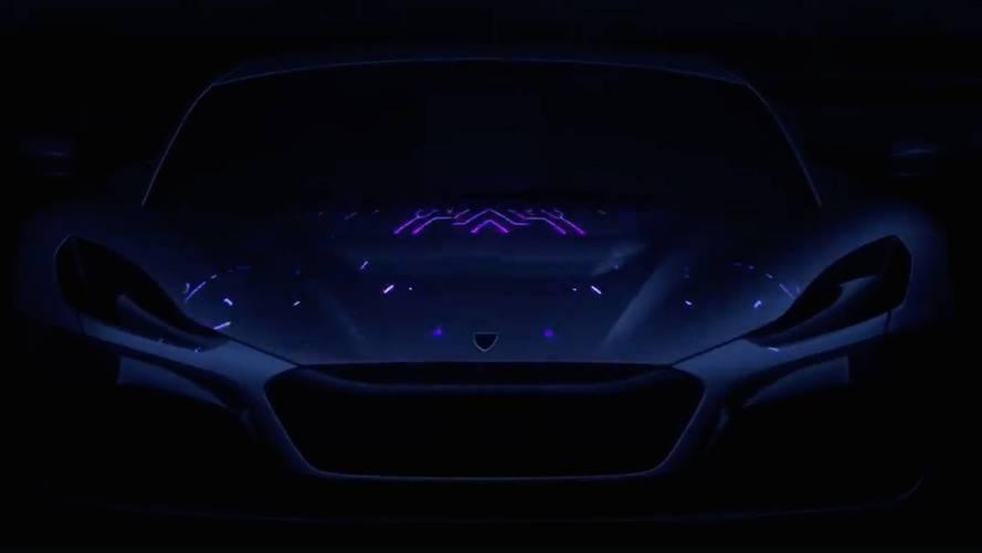 [GÜNCEL] Rimac yeni elektrikli otomobilini bu sefer video ile sergiliyor