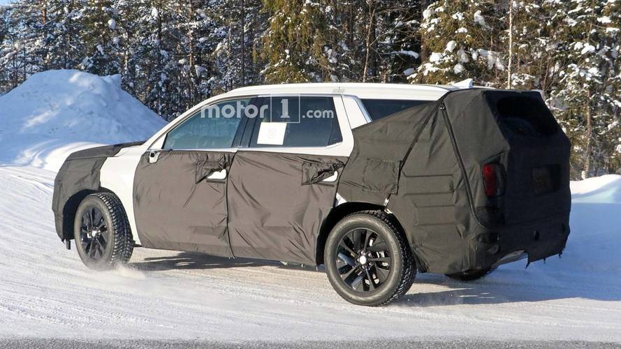 "Hyundai Large SUV Could Be Called ""Palisade"""