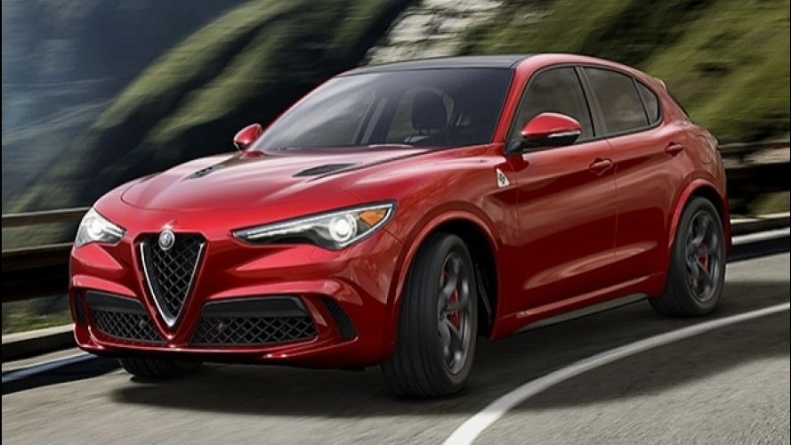 Alfa Romeo Stelvio Quadrifoglio [VIDEO]