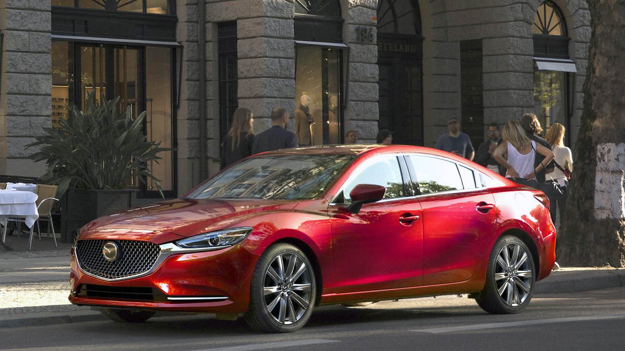 Mazda 6 (und 6 Kombi)