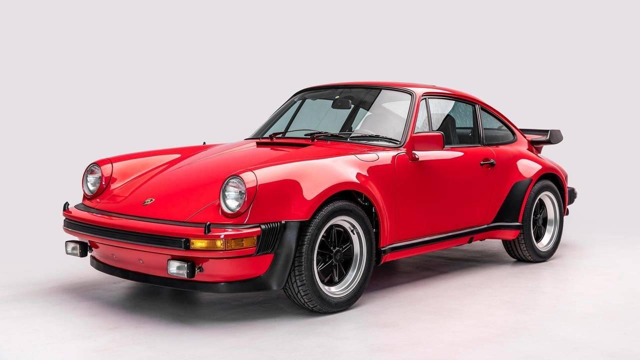 Porsche 911: Widowmaker