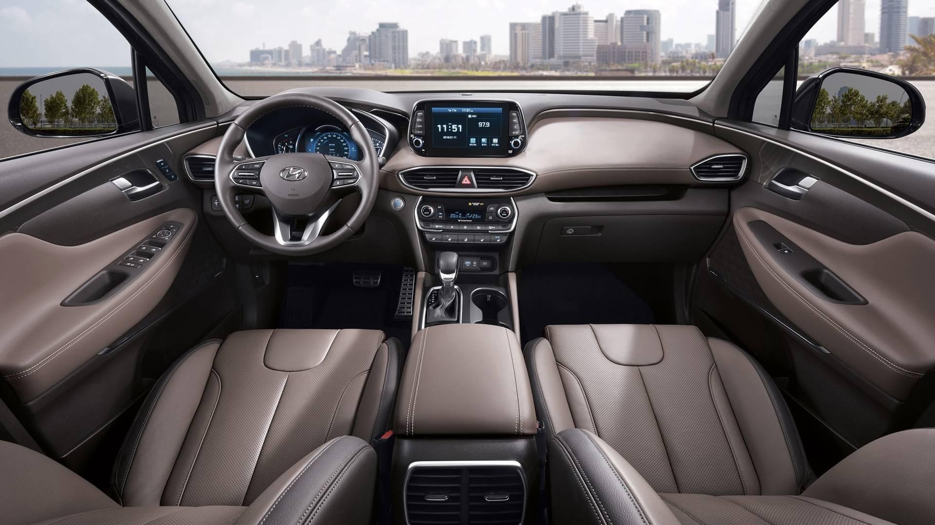 2018 - [Hyundai] Santa Fe IV - Page 3 2019-hyundai-santa-fe