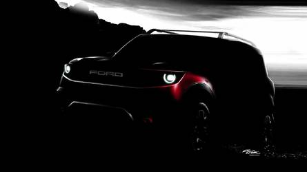 Look! Ford Teased The Bronco, Mustang GT500, And New Off-Roader