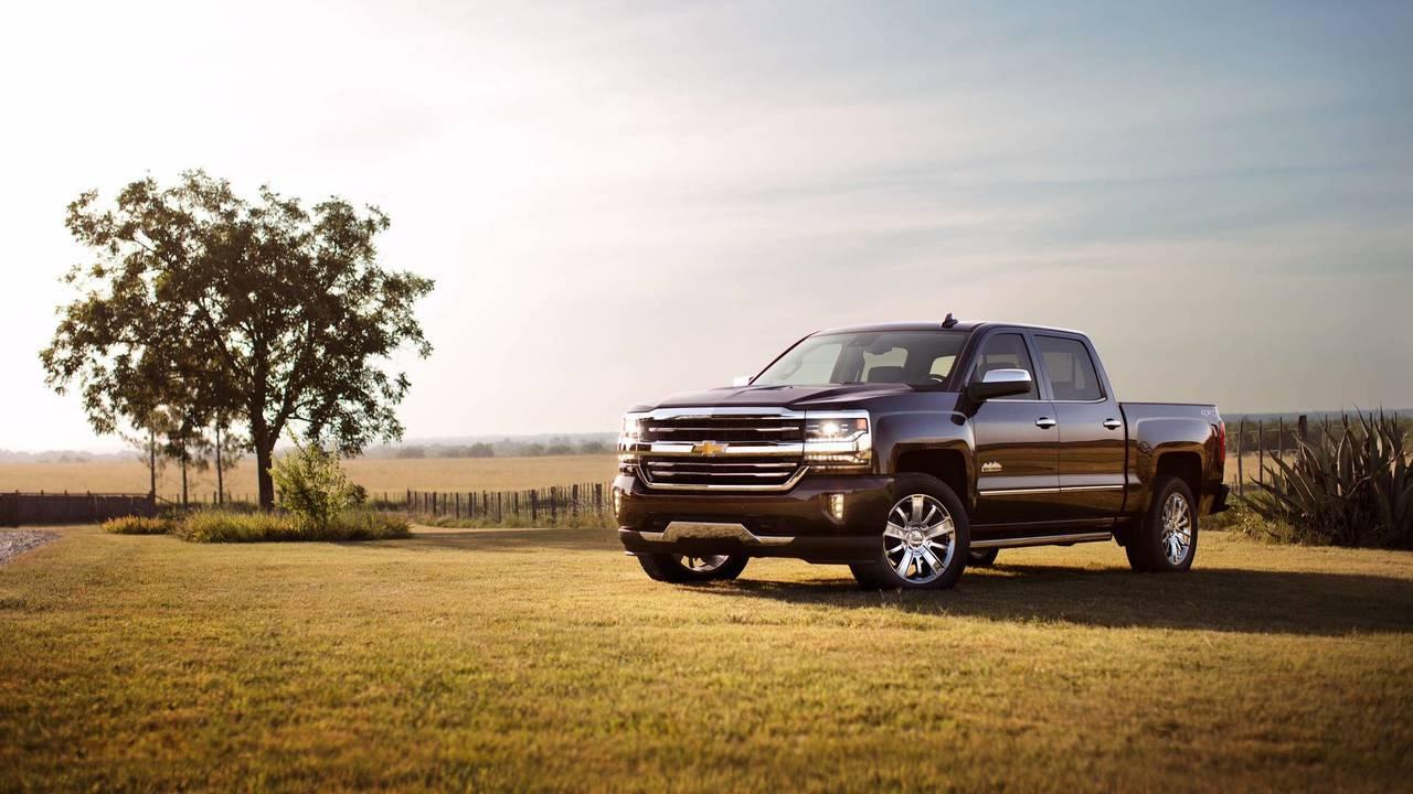 10. Chevrolet Silverado 1500 High Country 4WD Crew Cab: $56,870-$66,430