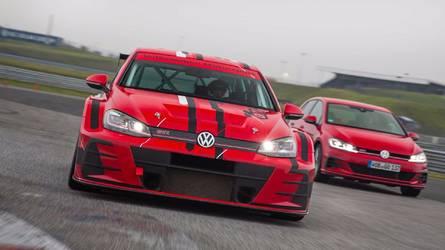 Volkswagen Golf GTI TCR 2018'e makyajlı giriyor