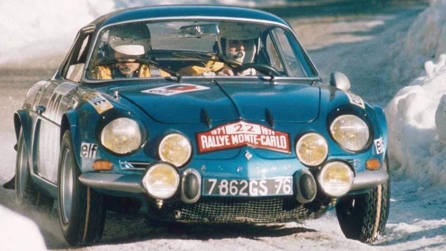 Motor1 Efsaneleri: 1961 Alpine A110