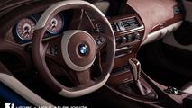 Vilner details the BMW 6-Series Bullshark, hi-res photo gallery available