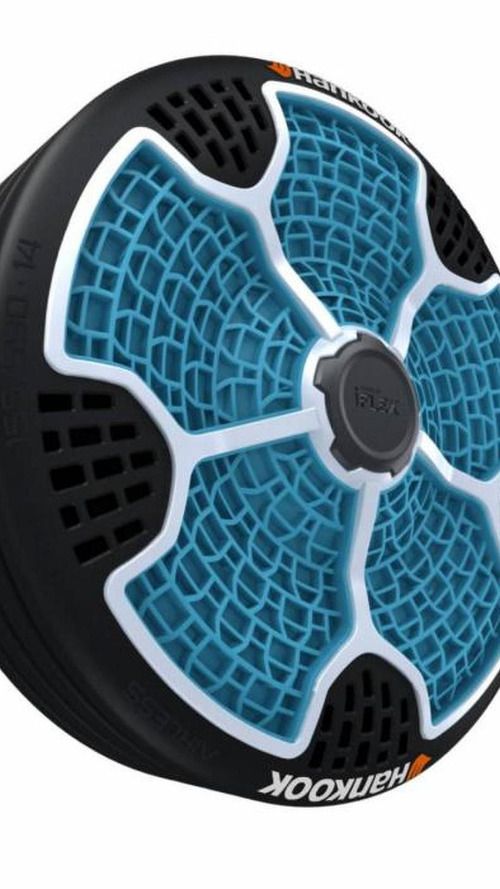 Hankook introduces i-Flex airless wheel and tire