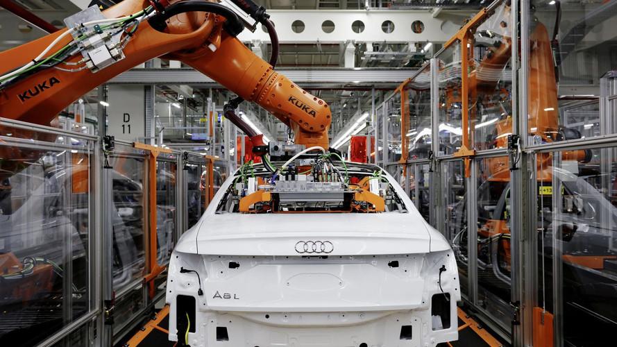 2018 Audi A8 Launch