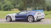 2018 Corvette ZR1 spy shot