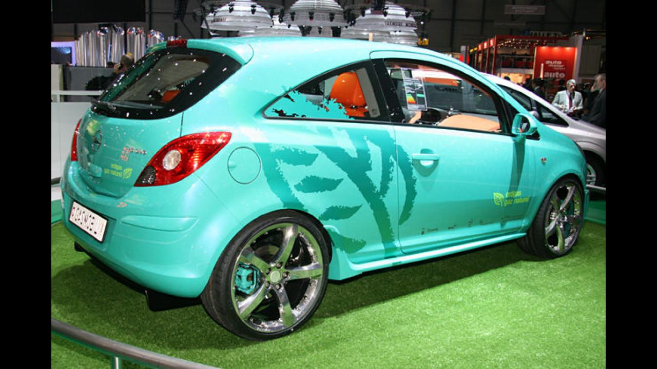 Opel Corsa D 1.6 CNG 16V