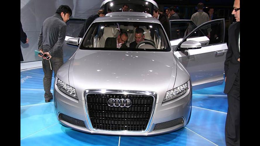 Audi Roadjet Concept: Kommt ein hoher A5 mit Schrägheck?