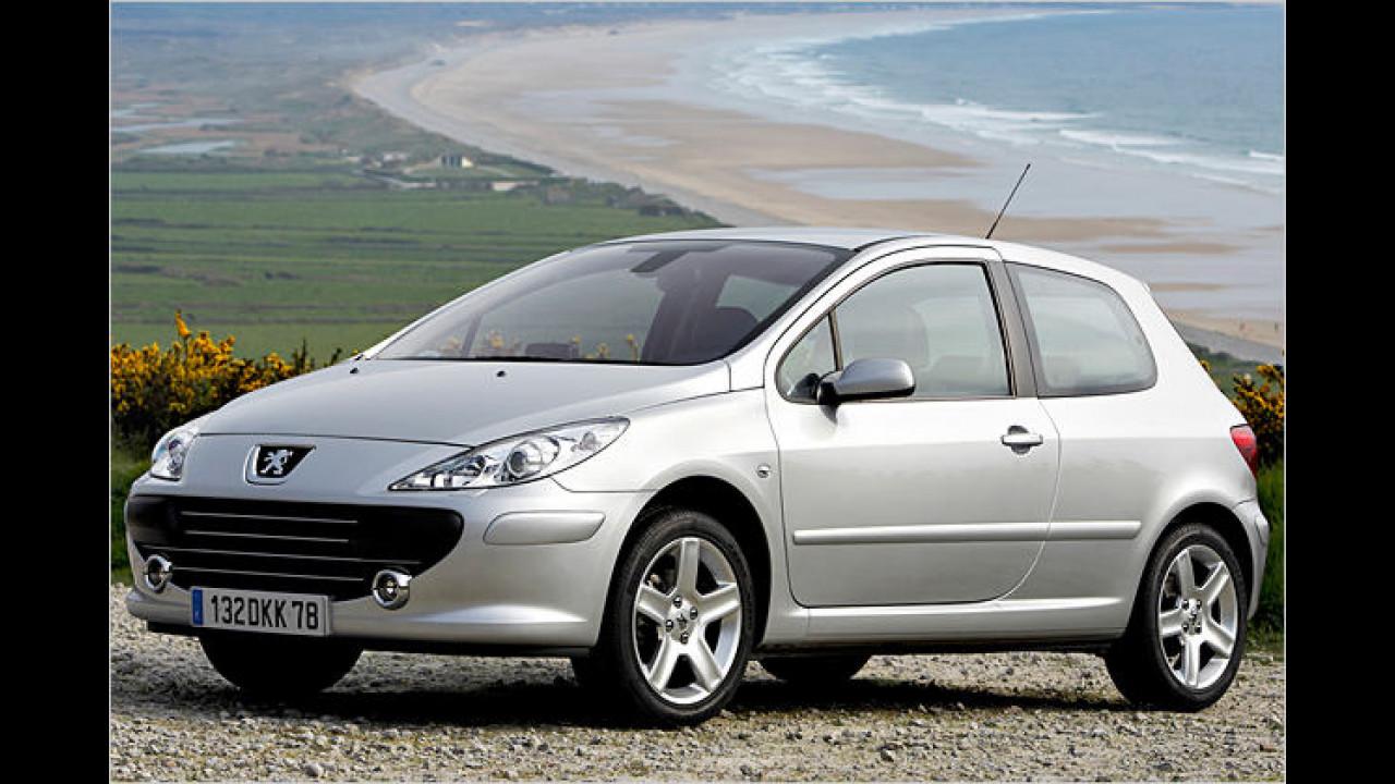 Peugeot 307 90 Filou 3-türig