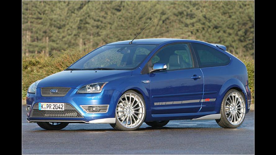 Focus ST Race: Heiße Renn-Optik für den starken Ford