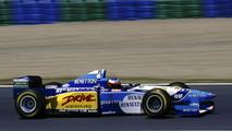 Renault en F1 - Benetton