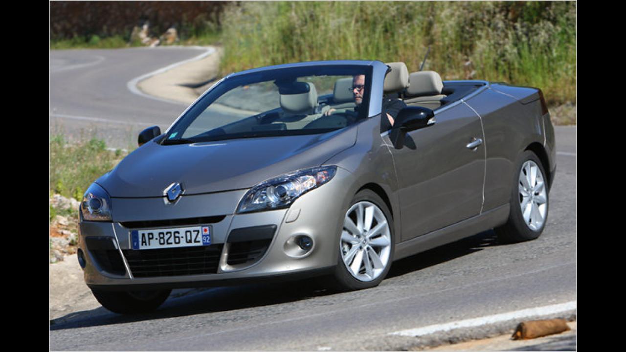 Renault Mégane Coupé-Cabriolet dCi Dynamique
