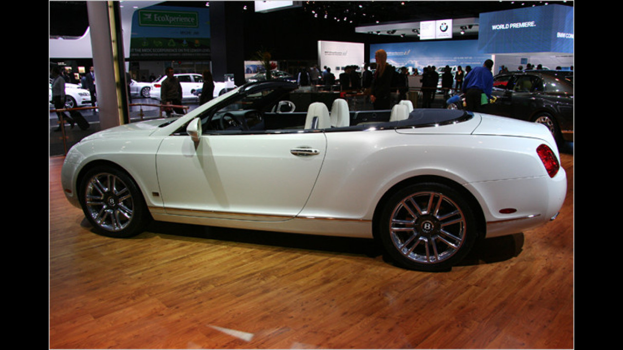 Bentley Continental GTC ,Series 51