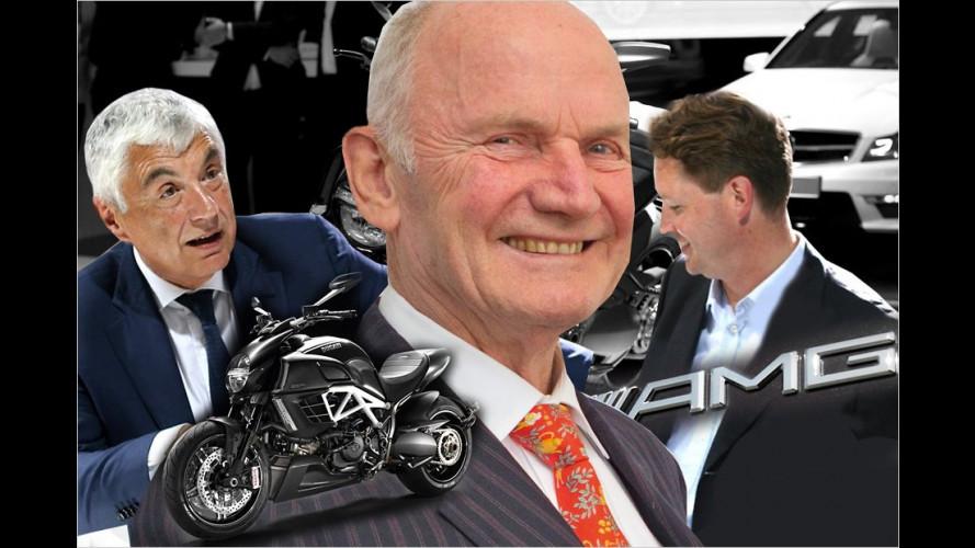 AMG und Ducati: Es ist vorbei