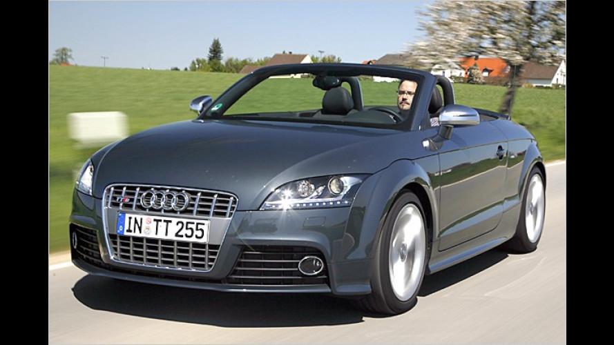 Der neue Audi TTS: