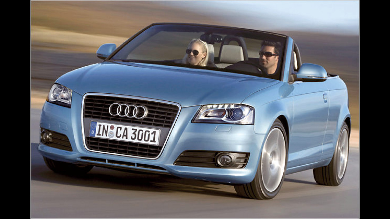 Audi A3 Cabriolet 1.9 TDI