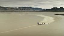 Hyundai creates the world's largest tire track image [video]