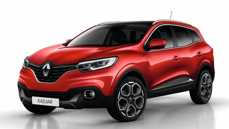 Renault Kadjar pricing announced (UK)