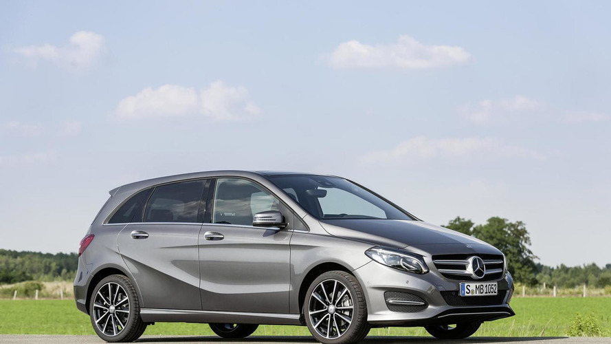Mercedes rules out three-cylinder engines & a seven-seat B-Class