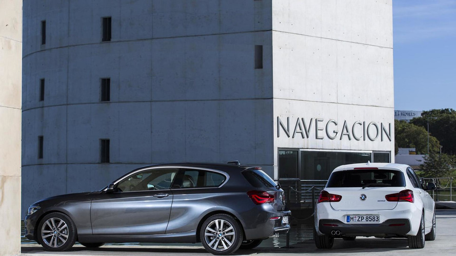 BMW 1-Series massive facelift officially unveiled [video]