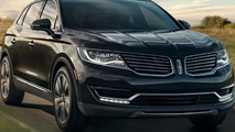 2016 Lincoln MKX leaked