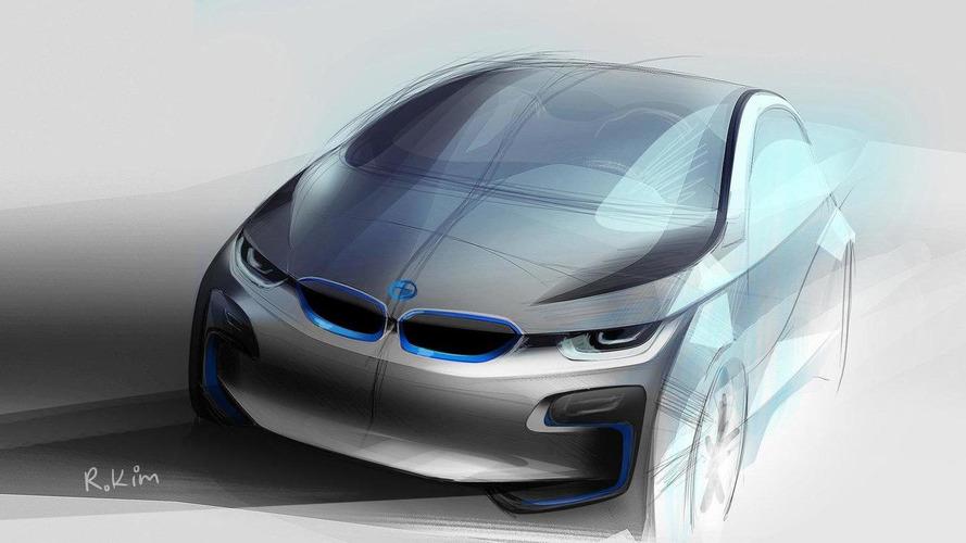 BMW i4 concept heading to L.A. Auto Show - report