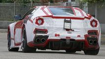 Ferrari F12 Speciale / GTO spy photo