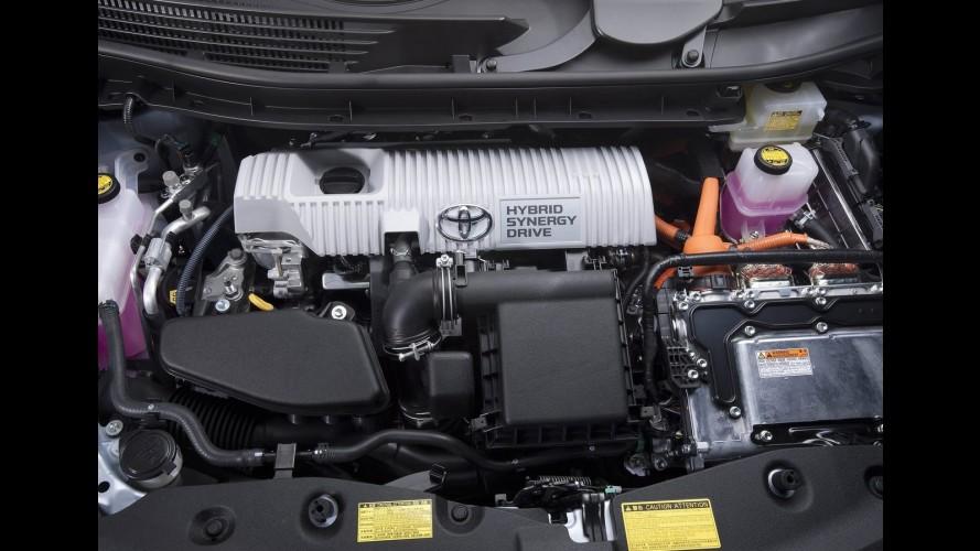 Bloqueio chinês faz Toyota desenvolver novo motor elétrico