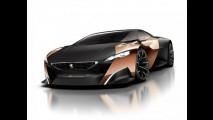 Peugeot vai mostrar novo conceito esportivo no Salão de Pequim