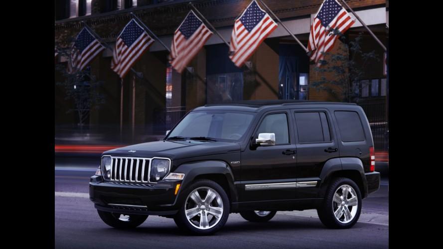 Jeep apresentará SUV sucessor do Liberty em abril no Salão de Nova York
