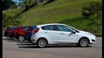 Mais caro: Ford New Fiesta Hatch sofre reajuste de preços