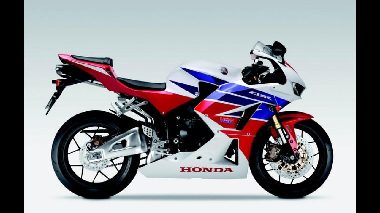 Honda CBR 600RR será apresentada no BikeFest e chega por R$ 49,5 mil