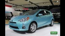 Toyota já vendeu 4 milhões de veículos híbridos no mundo e confirma Prius no segundo semestre