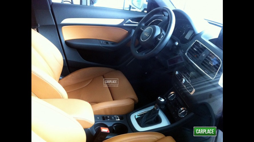 Novo Audi Q3 tem preço inicial de R$ 144.900 no Brasil