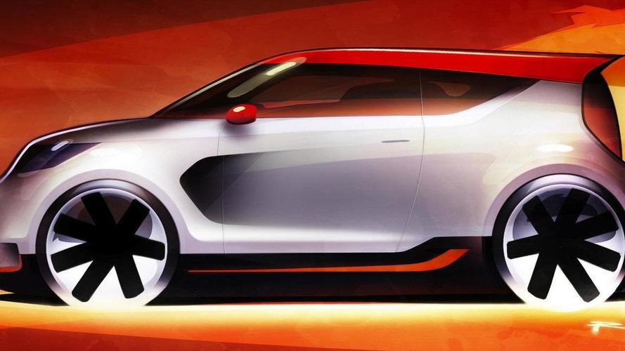 Kia Track-ster Concept targets Juke R - teased for Chicago