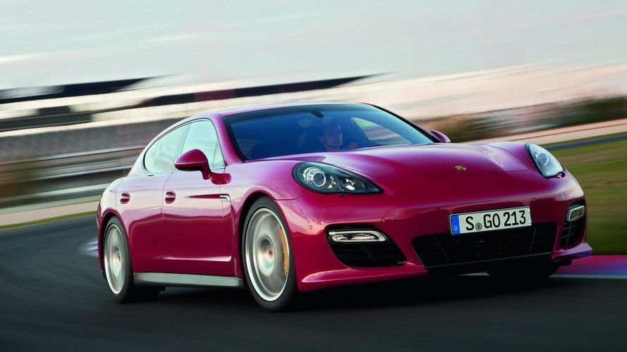 2017 Porsche Pajun to have V6 engines - report