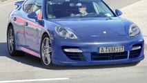 Porsche Panamera Spied