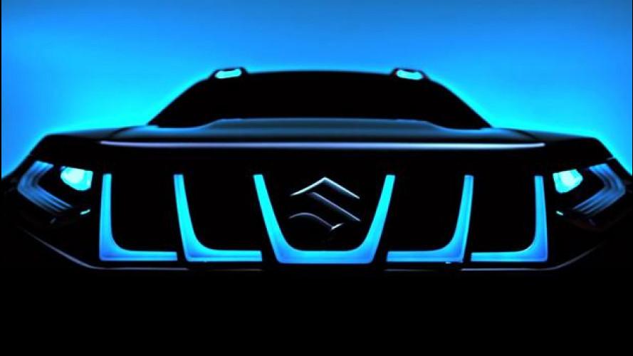 Suzuki iV-4, VIDEO anteprima del prototipo