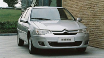 Citroen C-Elysee for China