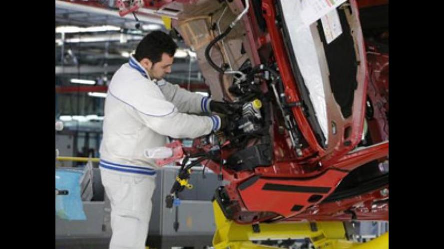 Fiat: i 19 operai licenziati a Pomigliano d'Arco restano tali