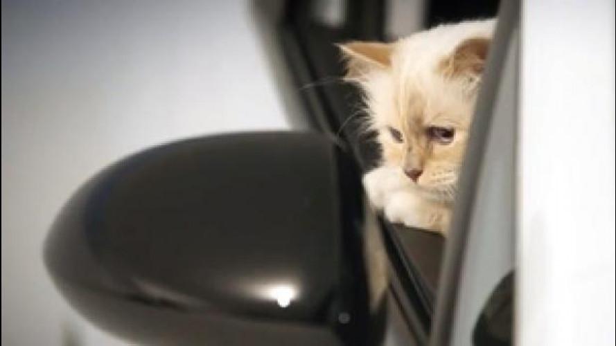 Nuova Opel Corsa, il calendario è firmato Karl Lagerfeld [VIDEO]