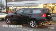 SPY PHOTOS: More BMW X6