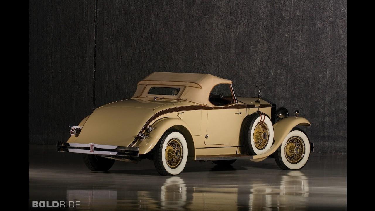 Rolls-Royce Phantom I Henley Roadster
