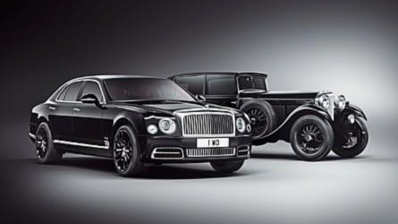 A múlt előtt tiszteleg a Bentley Mulsanne W.O. Edition