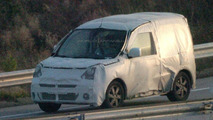 3-Door Renault Kangoo Spy Photo
